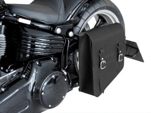 Rahmentasche 13ltr Liter HD Softail Slim Custom DeLuxe 1984- Satteltasche