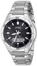 Casio WVA-M640D-1AER Tough Solar Power Radio Signal Reception Watch