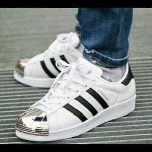 Details about ADIDAS SUPERSTAR METAL TOE BB5114 WOMEN'S RUNNING SHOES. 100% AUTHENTIC!!!!