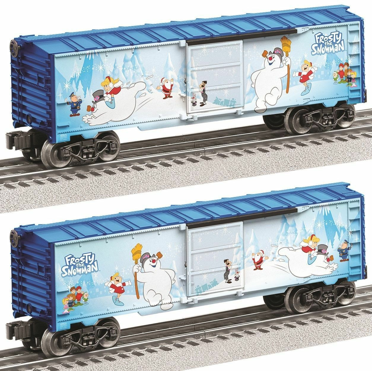 Lionel Frosty the Snowman Boxcar   6-83925