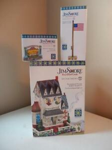 Department 56 Jim Shore Village Homestead House Lit House 4021337