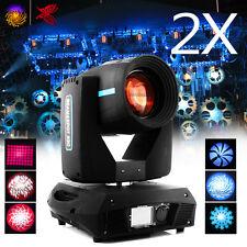 2x 330W DMX Licht Moving Head Light 16/22CH Beam Gobo Bühnenbeleuchtung Stage DJ