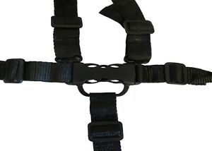 5 Point Clip Buckle Safety Harness Straps for Bugaboo Baby Child Strollers Prams