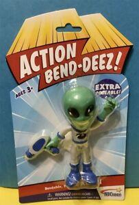 Alien Action Bend-Deez