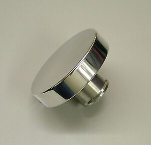 Speed-6050-Polished-Aluminum-Push-In-Oil-Fill-Cap