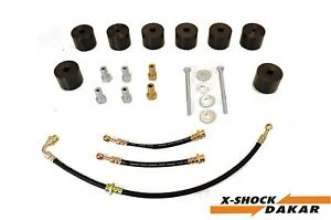 Suzuki-Jimny-Body-Lift-Kit-45-mm-XSHOCKDAKAR