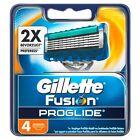 Gillette Fusion Proglide Rasierklingen 100 Orginal