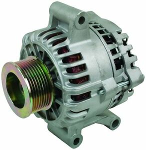 Image Is Loading 200 AMP Alternator Ford Excursion F Series Pickup