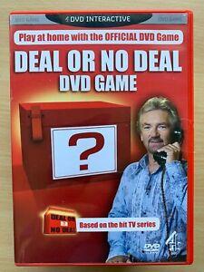 Angebot-oder-Kein-Angebot-DVD-The-Interaktiv-Spiel-Quiz-Show-W-Noel-Edmunds