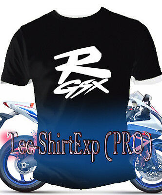 Industrioso T-shirt Suzuki Gsx R Tee Shirt Gsxr Moto Cadeau Taille S Au Xxl Noel Anniv