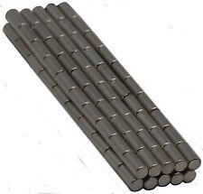 116 X 18 Cylinders Neodymium Rare Earth Magnet Grade N48