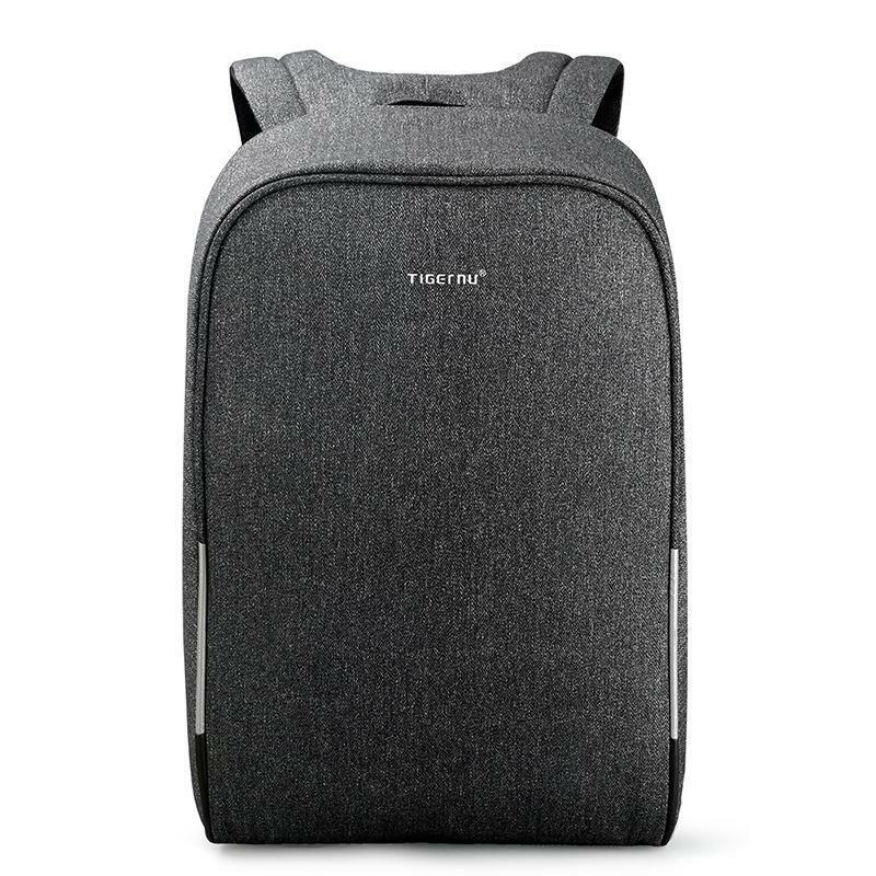 The GSD Backpack Bag Water Resistant Huge Capacity USB Padded Laptop/Tablet