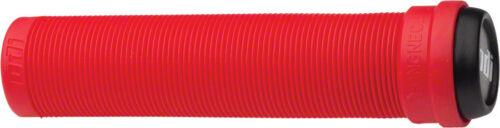 ODI Longneck Grips Soft Compound Flangeless Red