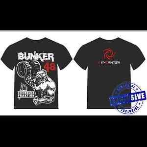 T-Shirt-Bunker-48-strongman-crossfit-allenamento-maglietta
