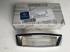 NEU Leseleuchte Innenleuchte Reading Lamp Mercedes 600 W100 W108 W109 W111 Coupé