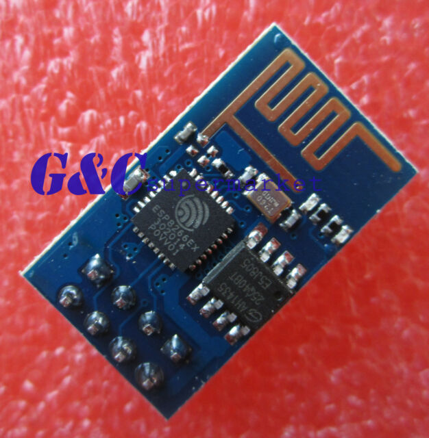 3PCS ESP8266 ESP-01 WIFI Wireless Transceiver Send Receive LWIP AP+STA M70