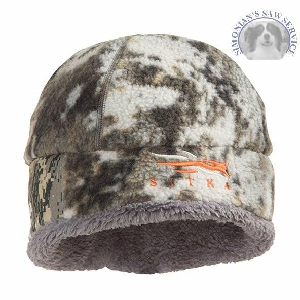 Sitka Gear Fanatic Beanie Optifade Elevated II Windstopper 90084-ev head wear