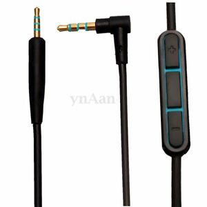 1-5m-Replace-Audio-2-5-to-3-5mm-Cable-for-Bose-Quiet-Comfort-QC25-Headphone-MIC