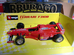 BURAGO-1-24-FERRARI-F-310-B-1997-MADE-IN-ITALY-cod-6502