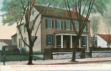 Winchester VA * Dandridge Home * Daughter Of Pres. Zachary Taylor ca 1908