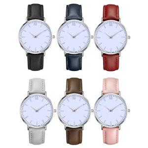 Beautiful-Fashion-Simple-Watch-Women-Ladies-Leather-Belt-Wrist-Watch-For-Gifts