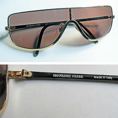 Gianfranco Ferrè GFF 35/5 512 occhiali da sole vintage sunglasses anni '90