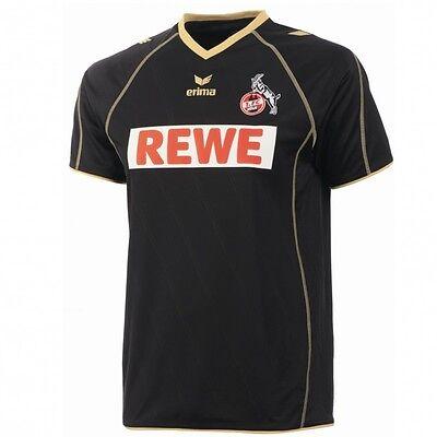 Erima 1. FC Köln Trikot Das Schwarze Kinder 2012 / 2013  schwarz / gold