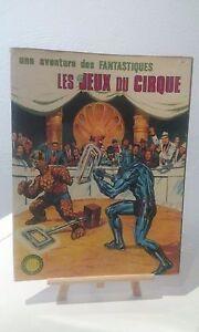 Aventure-des-Fantastiques-N-13-034-Les-jeux-du-cirque-034-Edition-LUG