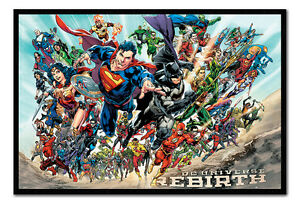 Framed-DC-Justice-League-Universe-Rebirth-Poster-New