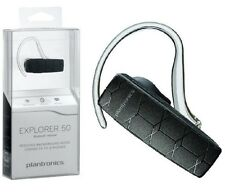 Plantronics Explorer 50 Universal Bluetooth Headset Earpiece For Cell Phone A2DP