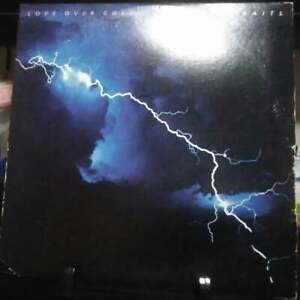 DIRE STRAITS Love Over Gold Album Released 1982 Vinyl/Record Collection USA