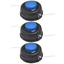 3X T35 Tap Advance Trimmer Head for Husqvarna 531300194 123 125 223 225 232 322