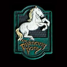 Prancing Pony Inn Sign Magnet. Official, Weta Collectables. LotR, Hobbit. New