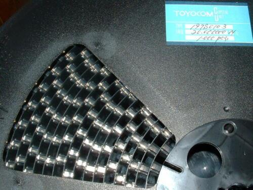 STRISCIA di 20 TOYOCOM 197s0103 20MHz Surface Mount Crystal 20 MHz 0103t3m