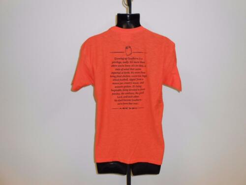 NEW SOUTHERN CHARM Adult Mens Sizes M-L Shirt