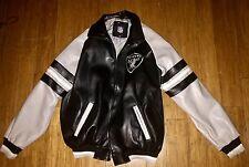 Oakland Raiders Letterman Jacket
