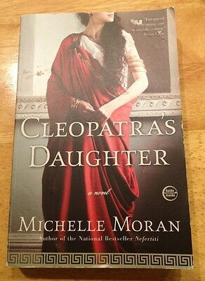 Cleopatra's Daughter by Michelle Moran (2010, Paperback) English