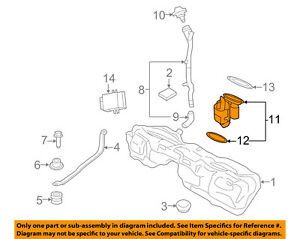 bmw fuel pump diagram bmw oem 12 16 328i fuel pump 16117243975 ebay  bmw oem 12 16 328i fuel pump