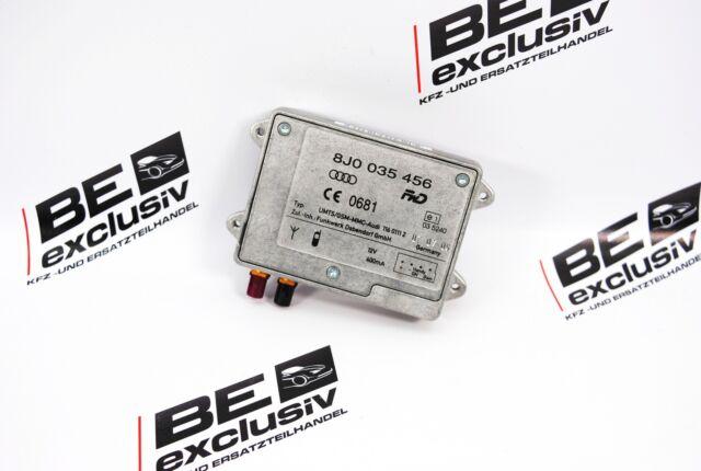 AUDI Q5 8R A1 8X TT Amplificateur d'antenne de Signal 8J0035456