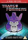 Transformers Seasons 3 and 4 Digital Versatile Disc DVD Region 2