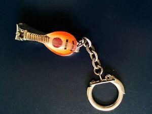 Porte-clé coupe ongles / guitare - France - Objet modifié: Non Offre groupée personnalisée: Non Produit étranger: Non - France