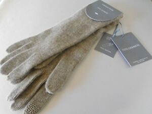 New-Hannah-Rose-100-Cashmere-Smart-Phone-Gloves-OS