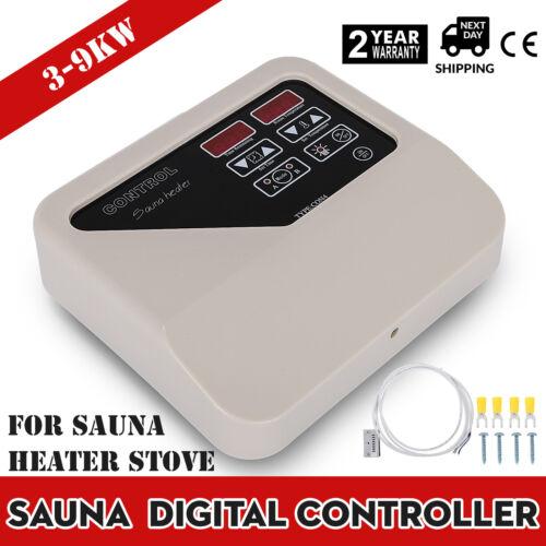 Saunasteuerung Sauna Steuergerät für 3-9KW Sauna - Steuerung