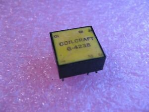 Coilcraft-G-4238-6-Lead-Potted-Transformer-PCB-Mount-Used-Pull-Qty-1