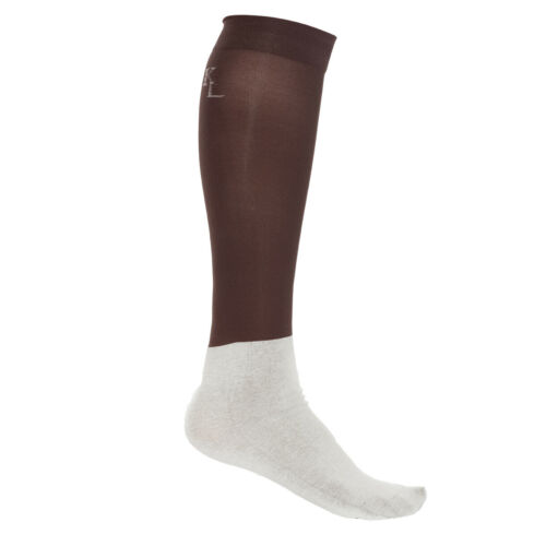 Show Socks Equestrian Riding Kingsland Classic 3 Pack All Sizes 3 Colours