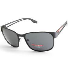 23fca8e58ca item 4 Prada Linea Rossa PS 52TS DG05S0 Matte Black Grey Men s Metal Sport  Sunglasses -Prada Linea Rossa PS 52TS DG05S0 Matte Black Grey Men s Metal  Sport ...