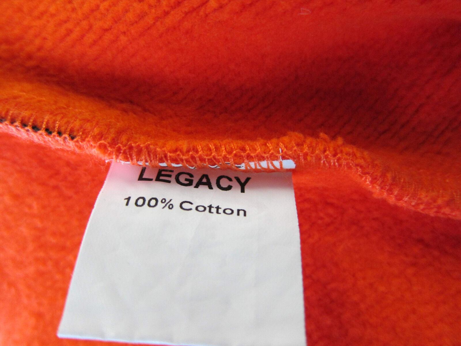 Legacy Legacy Legacy Women's Contrast Logo Hoodie Sweatshirt Size M e09b1e