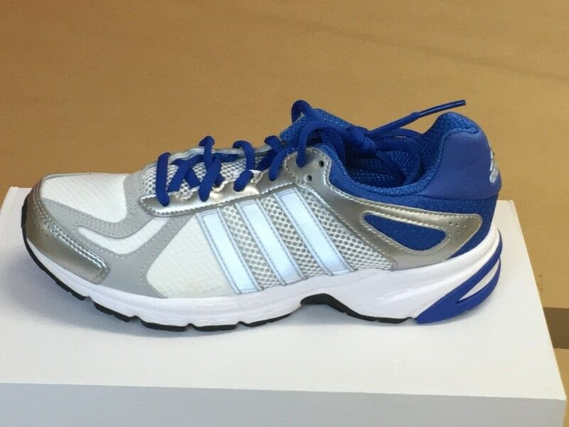 Adidas Duramo scarpe da ginnastica Scarpe da Corsa biancabluargentoo Corsa S82632