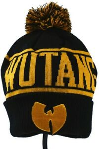 aced1e61c1f NEW Wu-Tang Clan Beanie Skullies Knitted Wu Tang Hat HipHop Winter ...