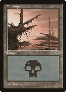 Shadowmoor PLD Basic Land MAGIC THE GATHERING MTG CARD ABUGames 291 Swamp